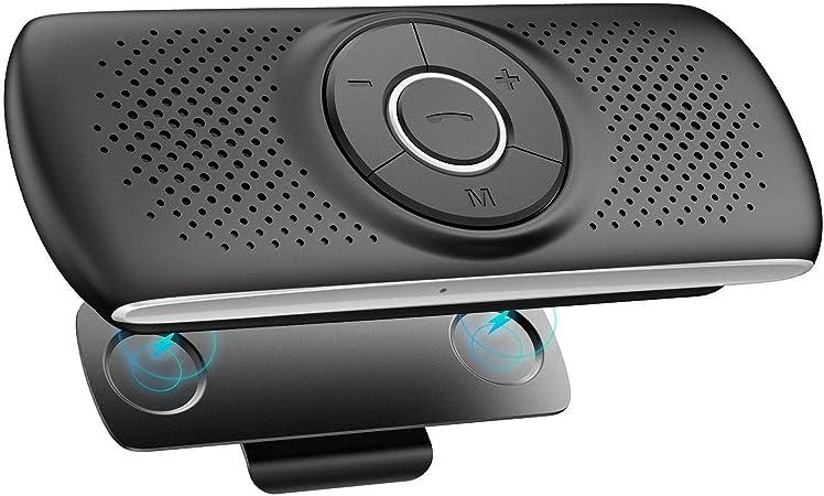 Freisprecheinrichtung Für Auto Bluetooth 5 0 Elektronik