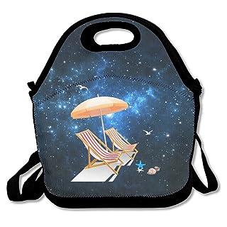 Beach Umbrellas Adirondack Chairs lunch bag box Tote Ulysses