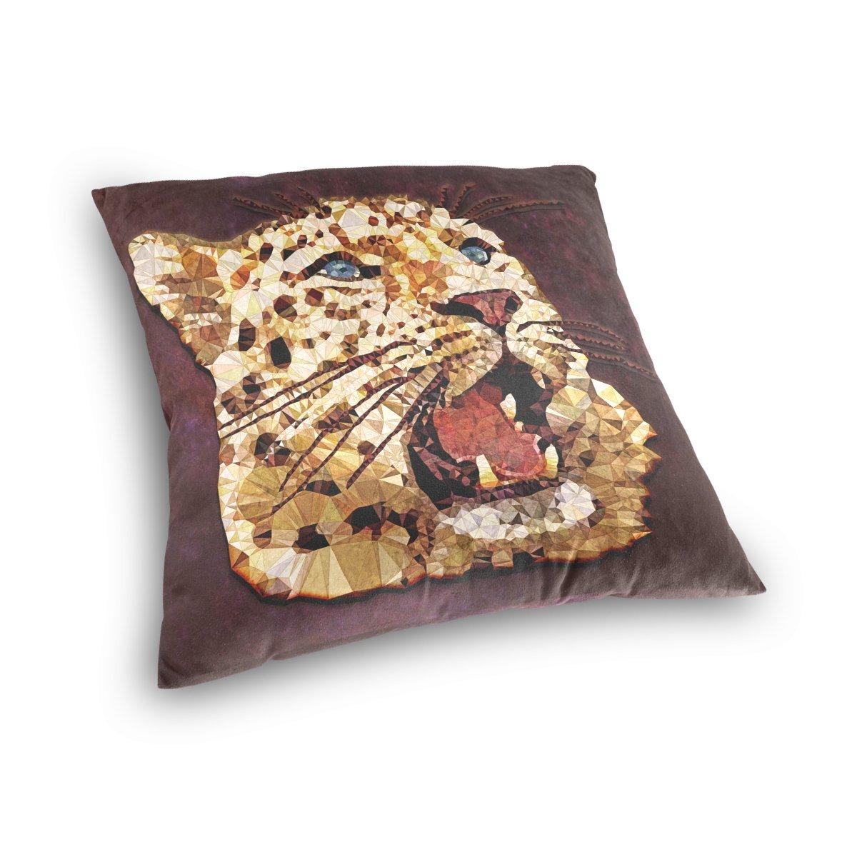 Amazon.com: wdysecret dorado Tiger funda de, para el hogar o ...