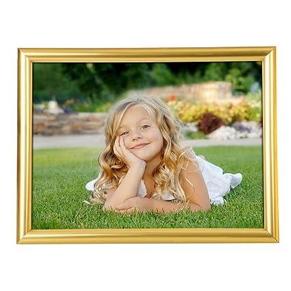 amazon com bojin 8x10 inch picture frames plastic table top photo