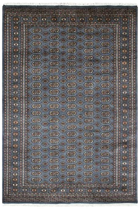 Frithrugs Pakistan Bokhara Traditioneller Teppich Bok054 Wolle