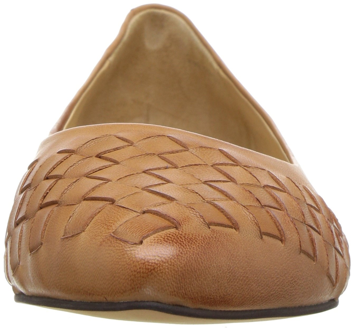Trotters Women's Estee Woven Ballet US Tan Flat B01NGYR9AR 7.5 N US Tan Ballet 41e823