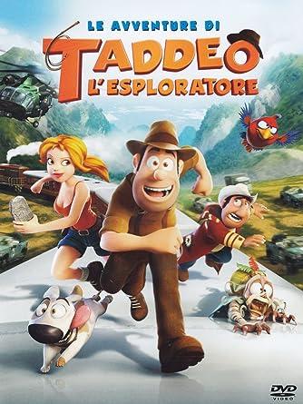 Le avventure di taddeo l esploratore dvd amazon meritxell
