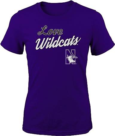 NCAA by Outerstuff NCAA Washington Huskies Youth Girls Fan-Tastic Short Sleeve Tee 16 Youth X-Large Black