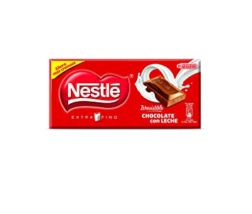 NESTLÉ EXTRAFINO Chocolate con Leche - Tableta de Chocolate Tripack 125g: Amazon.es: Amazon Pantry
