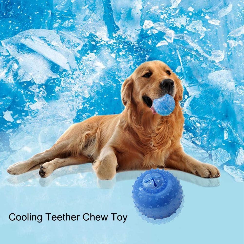 kelihood Juguete mordedor para Mascotas Forma de Bola, Serie EIS, Inodoro, no tóxico, Seguro Ant-Biss, para Perros, Gatos y Otros Animales domésticos: Amazon.es: Productos para mascotas