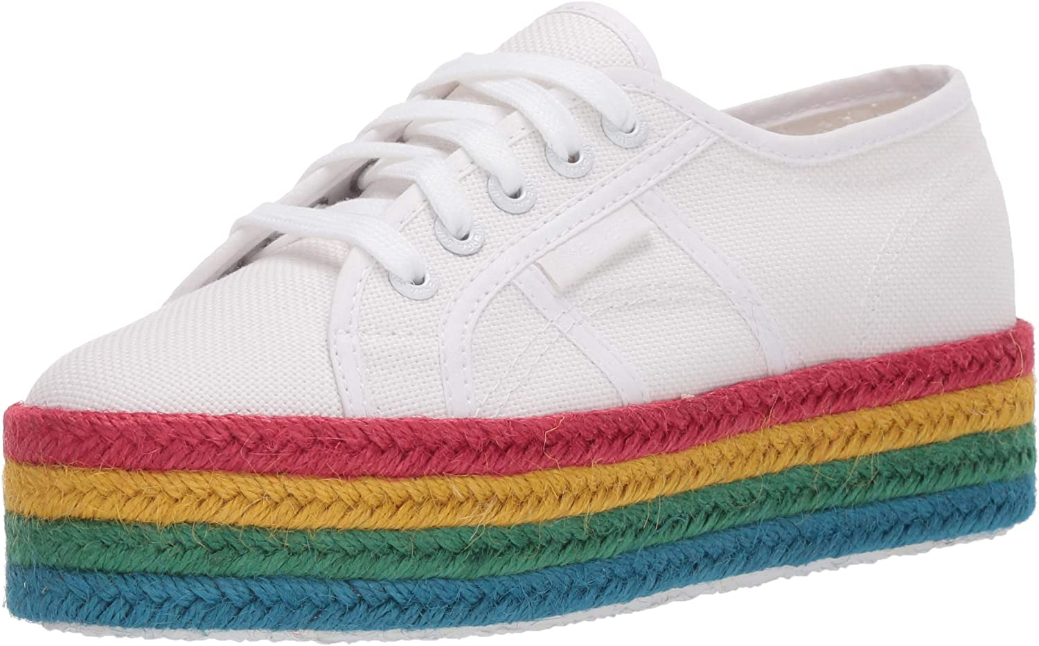 Superga Womens 2790-cotcoloropew Trainers