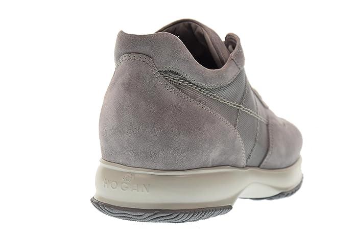 Hogan Scarpe Uomo Sneakers Basse HXM00N0AI4067A6Z21 Interactive  Amazon.it   Scarpe e borse 670e6ff0b1f