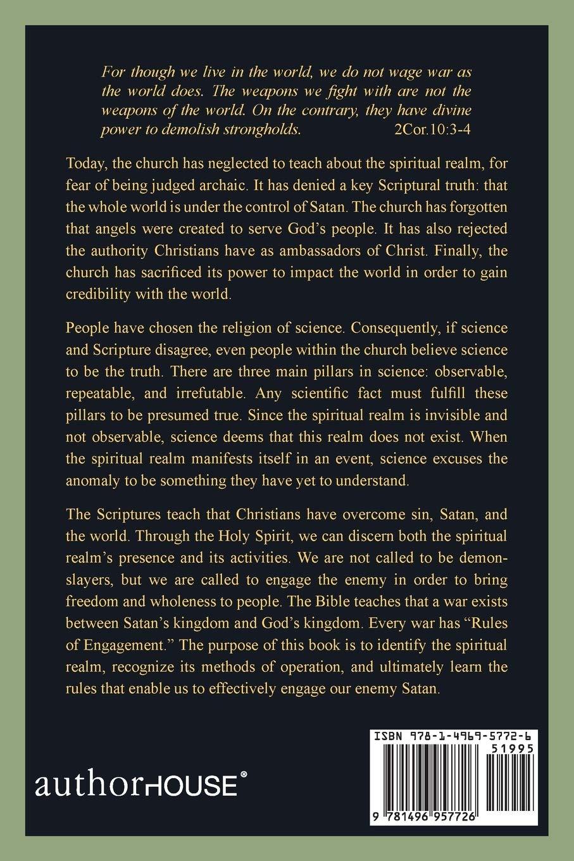 Spiritual Warfare: Rules of Engagement: Amazon.es: Hordyk ...