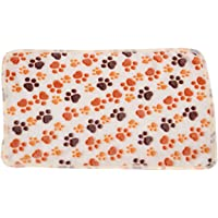 Bullidea Small Dog Blanket Puppy Dog Scarf Soft Mesh Cloth Pet Supplies
