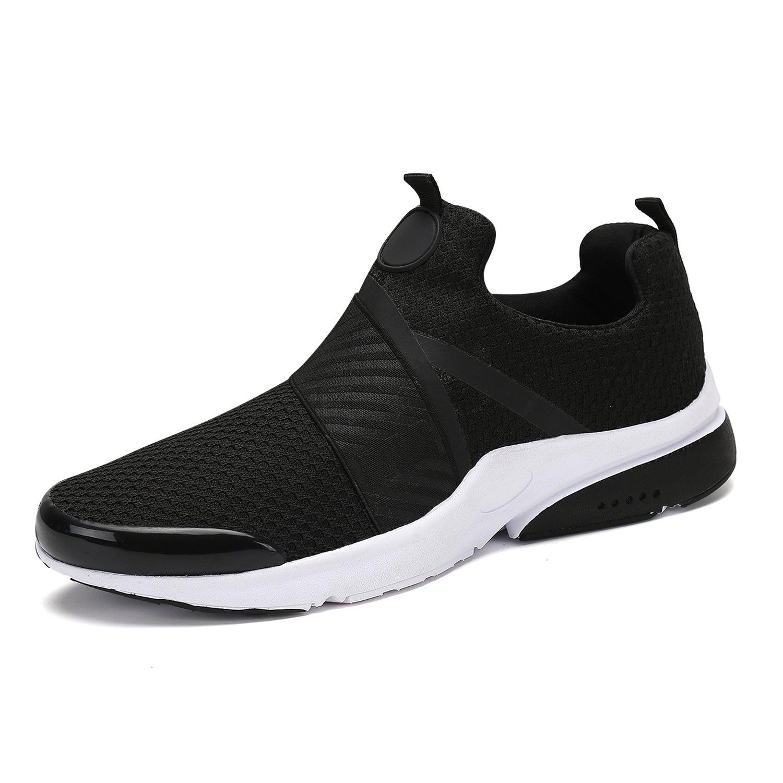 7434ffb267 Mishansha Men Women Fashion Sneakers Breathable Mesh Comfortable  Lightweight Walking Shoes Slip-On Running Soft