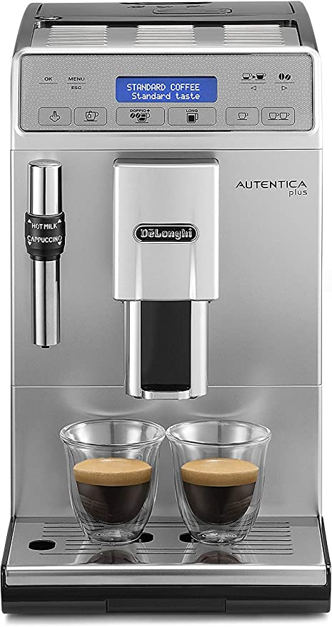 DeLonghi Autentica Plus ETAM 29.620.SB Cafetera superautomática ...