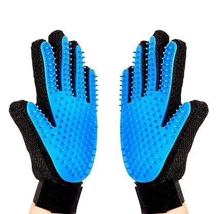 Amazon.com: Pet Grooming Glove, Pet Ninja Glove, Amazingly ...
