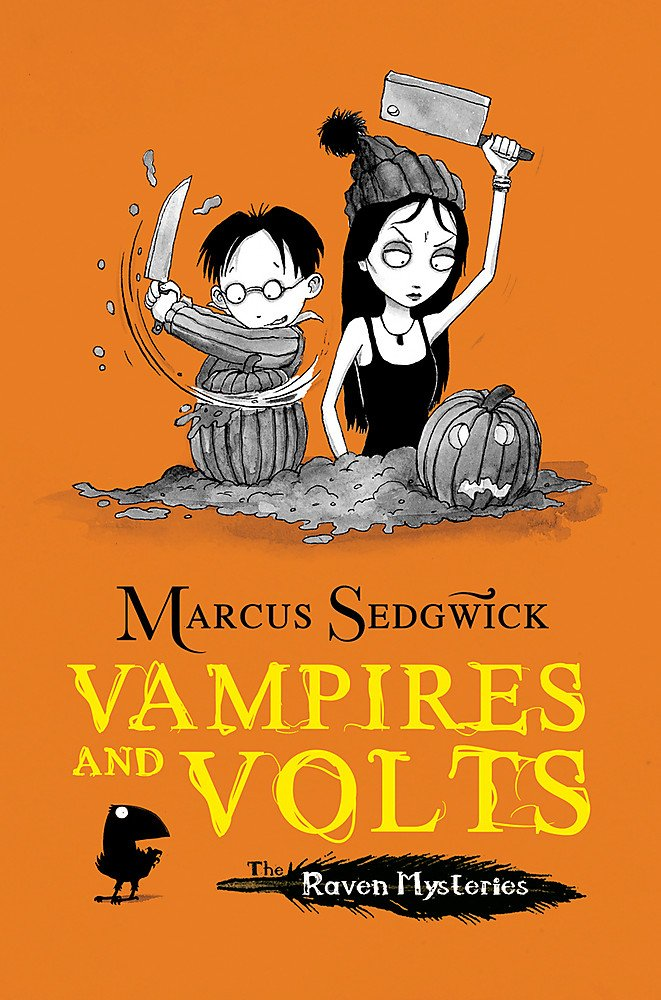 Download Vampires and Volts (Raven Mysteries) ebook