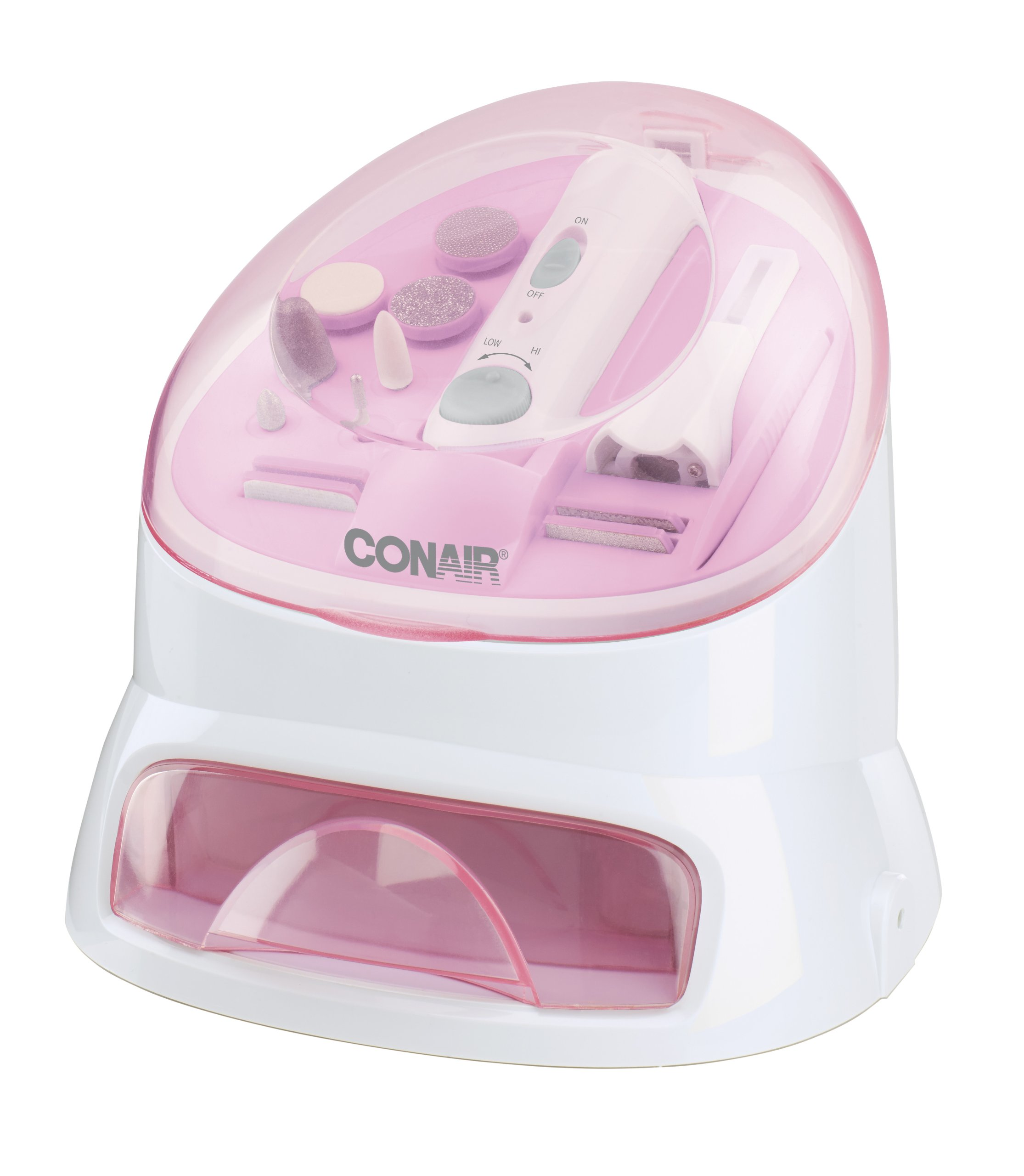 True Glow by Conair All-in-One Nail Care Center