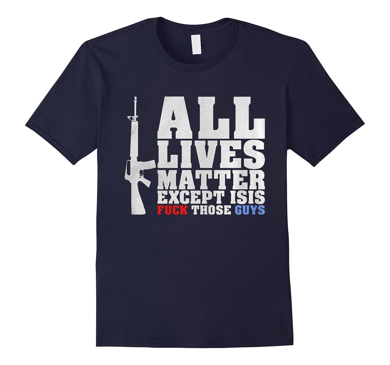 All Lives Matter T Shirt-CL