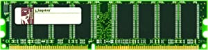 Kingston Technology 1 GB DIMM Memory 333 MHz (PC 2700) 184-Pin DDR SDRAM Single (Not a kit) KTD4550/1G
