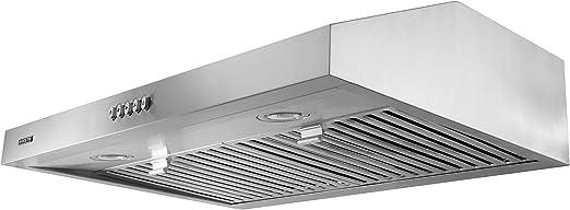 Amazon Com Vesta 30 Inch Range Hood Stainless Steel Under Cabinet 700 Cfm 3 Installation Way Hard Wire Appliances