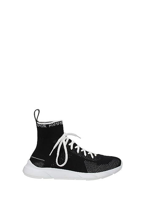 premium selection 57f28 9c984 Christian Dior Sneakers Uomo - Tessuto (3SN224YAEB21) EU ...