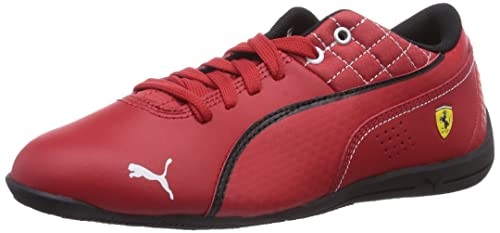 Puma Unisex Drift Cat 6 L SF Jr Leather Running Shoes  Buy Online at Low  Prices in India - Amazon.in b2524f05b
