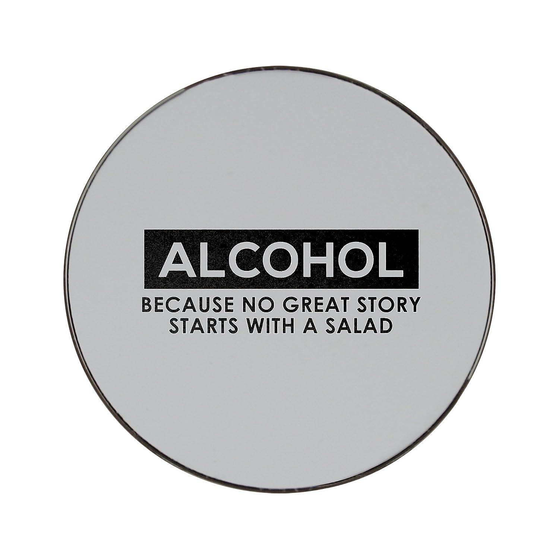 Compra Alcohol porque no gran Historia Comienza Con Una ensalada ...
