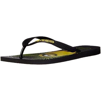 Amazon.com | Havaianas Men's Flip Flop Sandals, Minion Stuart, Minions | Sandals