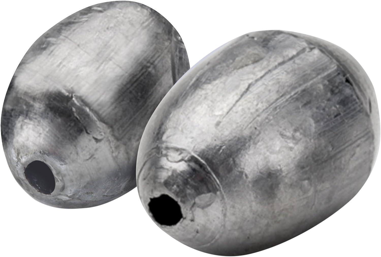 Egg Sinkers 40-2oz   FREE SHIPPING