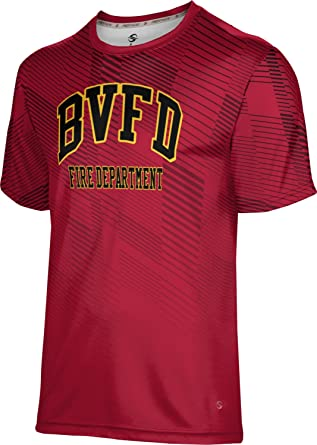 Prosphere Men S Belk Volunteer Fire Department Bold Shirt Apparel