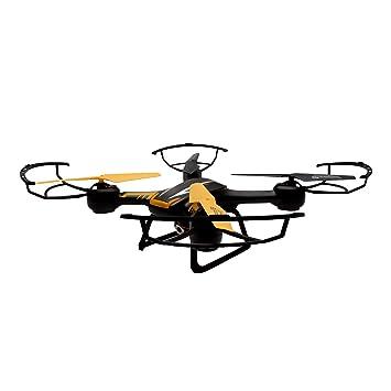 SPL de X6 - Cuadricóptero - Negro amarillas Medianas dron/Drone ...