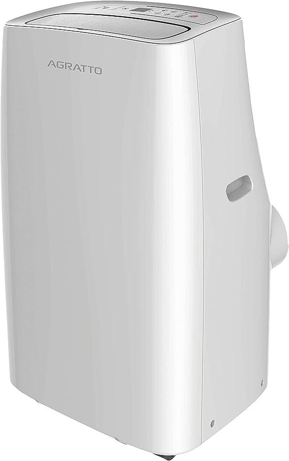Condicionador de Ar Portátil, 11.000 BTUs, Branco,  Agratto