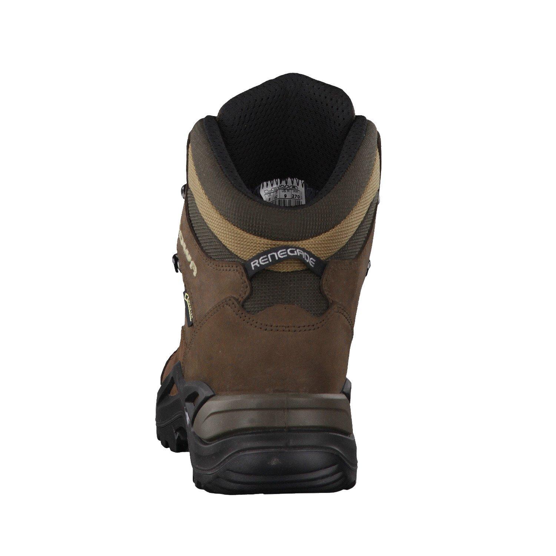 Lowa Renegade GTX GTX GTX Mid, Stivali da Escursionismo Alti Uomo | tender  | Scolaro/Signora Scarpa  ece842