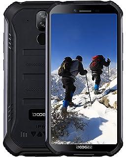 DOOGEE S40 Lite Telefono Moviles Libres Resistente, Android 9.0 ...