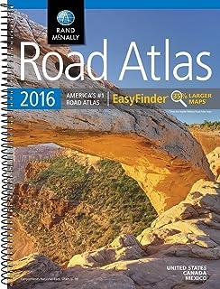 Rand McNally Best Of The Road Atlas Guide NEW Rand - Rand macnally southwestern us road map