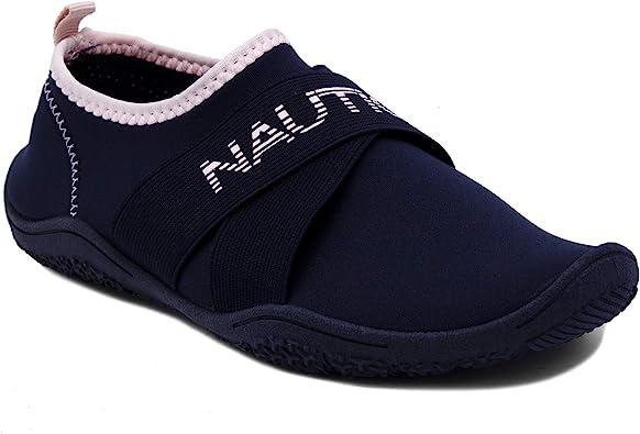 Amazon.com | Nautica Women's Rawan Athletic Water Shoes Barefoot Beach  Sports Summer Shoe | Water Shoes