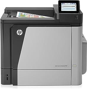HP Color Laserjet Enterprise M651n Printer, (CZ255A)
