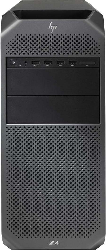 HP Z4 G4 3,60 GHz Intel® Xeon® W-2123 Negro Torre Puesto de trabajo - Ordenador de sobremesa