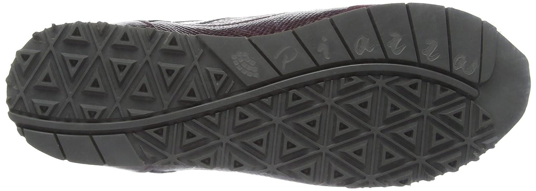 Piazza Damen 850329 (Bordeaux) Sneaker Rot (Bordeaux) 850329 d98cf1