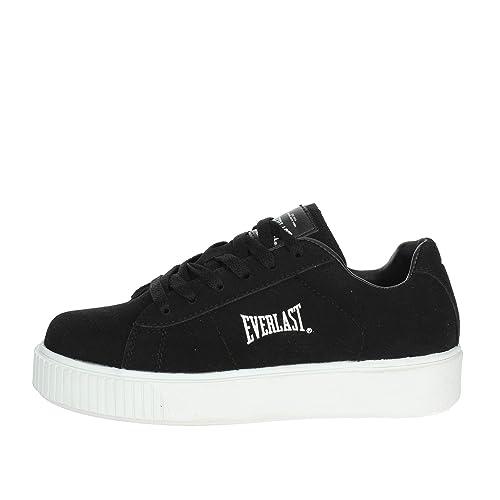 Everlast EV016 Sneakers Donna Nero 41  Amazon.it  Scarpe e borse 7ca4832fd28