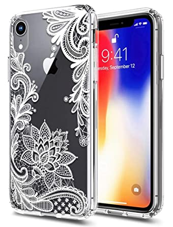 Amazon.com: Carcasa para iPhone XR, XR, iPhone 10 (Ten) R ...