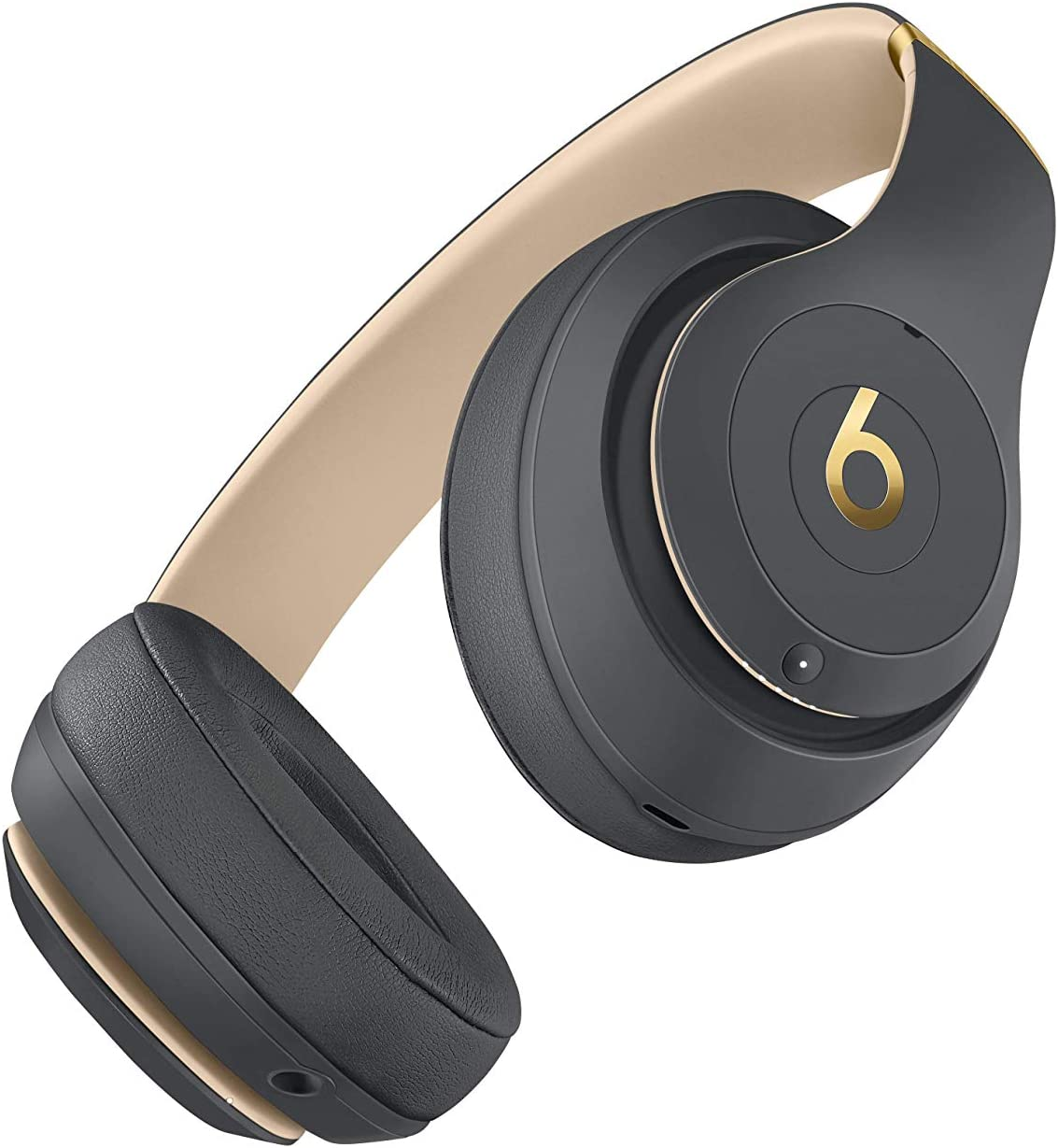 Beats Studio3 Wireless ワイヤレスノイズキャンセリングヘッドホン - シャドーグレー