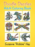 Doodle Dazzles: Adult Coloring Book
