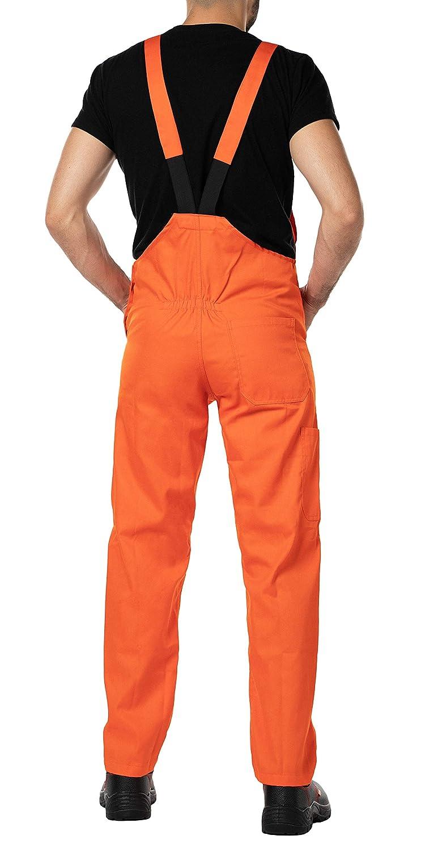 Latzhosen Verschiedene Farben Arbeit hose Arbeitskleidung Qualit/ät Latzhose herren Blaumann Arbeitshosen m/änner Arbeitshose herren Made in EU Gr/ö/ßen S-XXXL