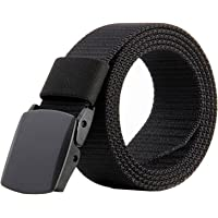 JASGOOD Nylon Breathable Military Tactical Style Adjustable Web Men Belt