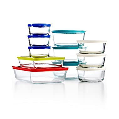 Pyrex 22 Piece Food Storage Container