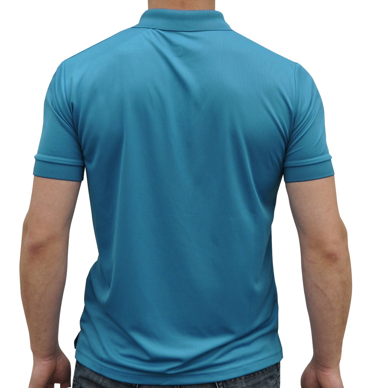 iQ-Company Travel UV25+ - Polo para Hombre, tamaño XXL, Color Azul ...