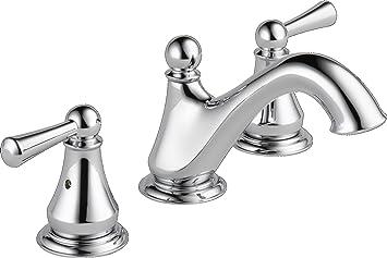 Delta Faucet 35999LF Haywood Two Handle Widespread Bathroom Faucet, Chrome