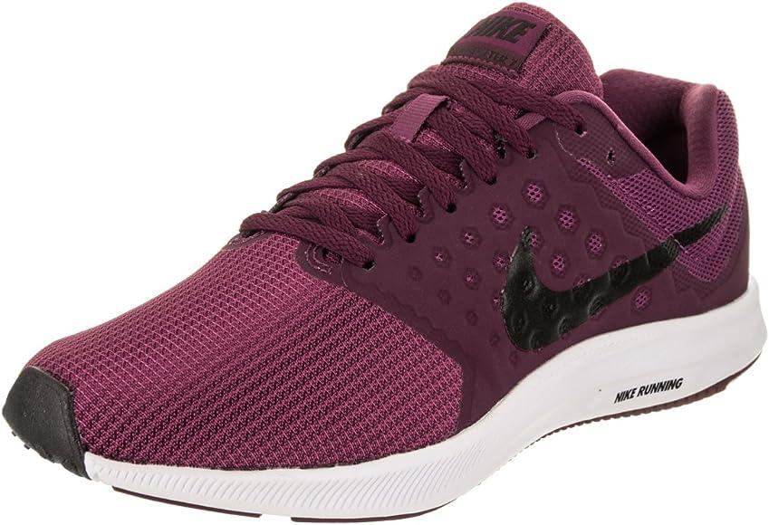 Nike Wmns Downshifter 7, Zapatillas de Running para Mujer, Multicolor (Tea Berry/Black/Bordeaux/White 602), 42 EU: Amazon.es: Zapatos y complementos