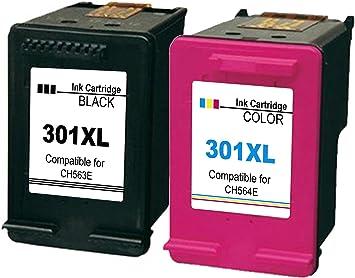 Ink_Seller - Cartuchos de tinta para impresora compatibles con HP ...