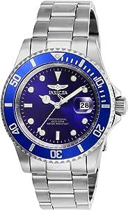 Invicta Men's Pro Diver Quartz Watch with Stainless Steel Strap