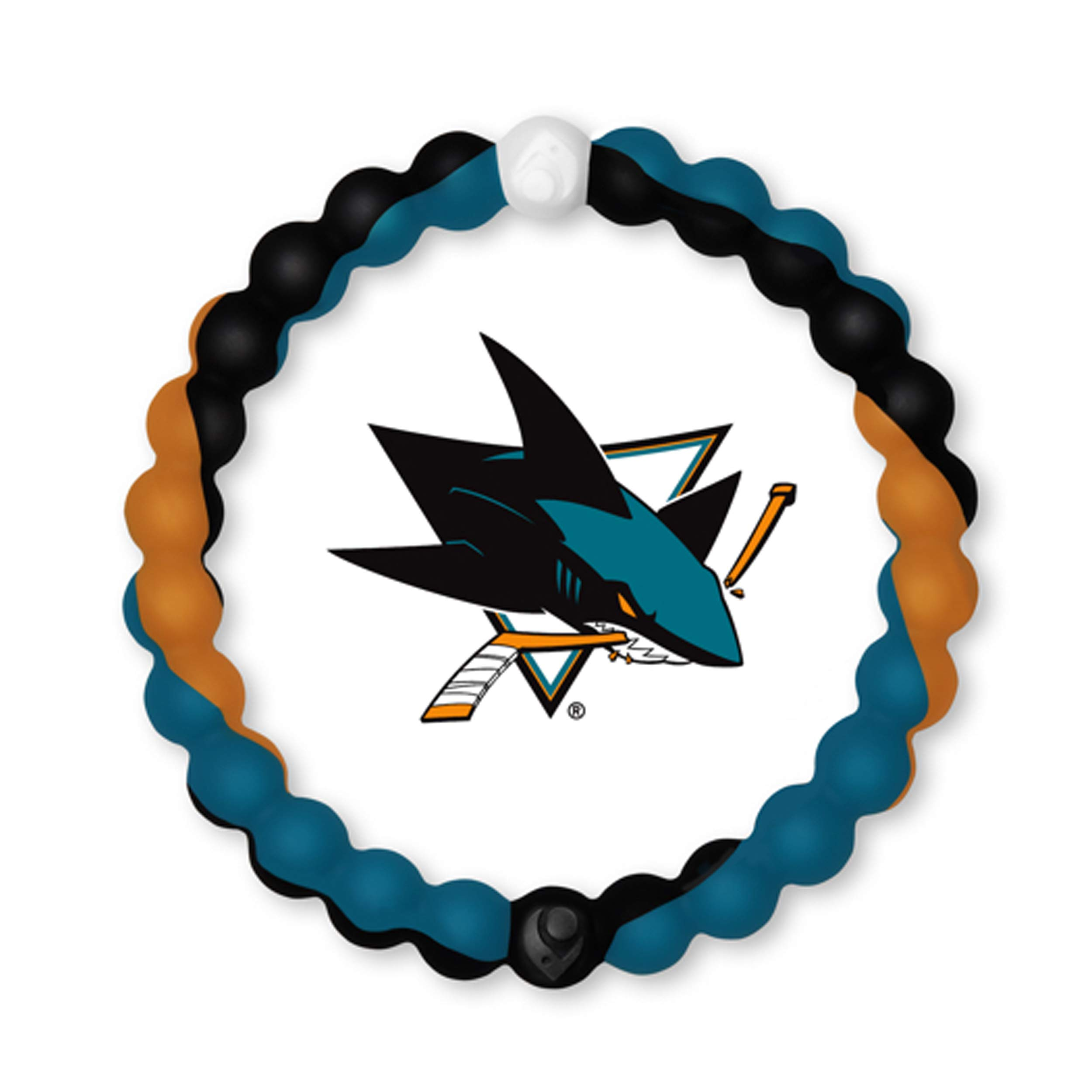 Lokai NHL Collection Bracelet, San Jose
